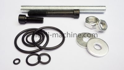 Seals and Fasteners of Air feeder machine