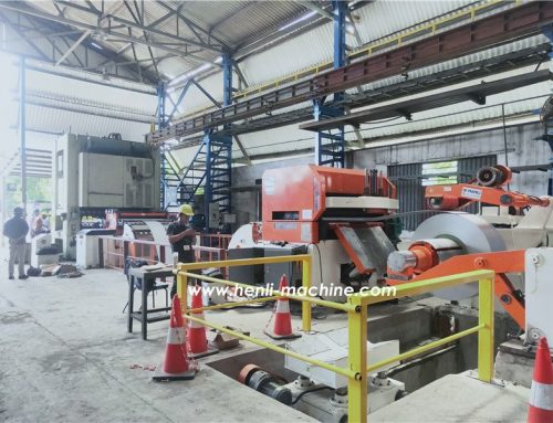 Troubleshooting Steps for Production of Punch Press Feeders