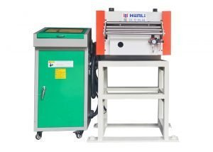 nc servo roll feeder machine