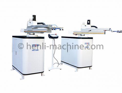 Press to press cnc stamping robot arm