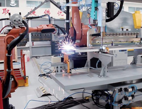 6 Axis Welding Robot Manipulator