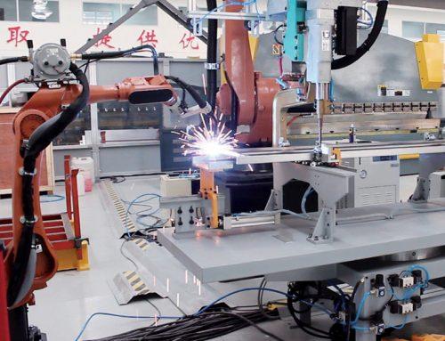 6 Axis Welding Robot Manipulator