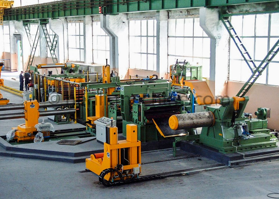 Coil Line Solution Archives - Dongguan Henli Machinery