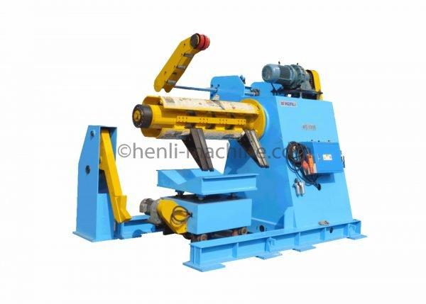 heavy duty decoiler of MT1300