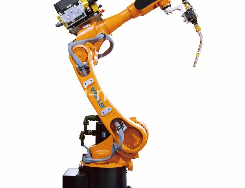 Introduction of welding robot