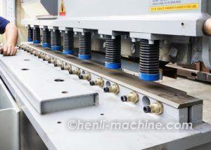 Built-in Spring Pressure Cylinder