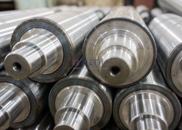 rollers used on nc servo feeder machine