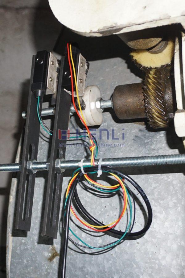 mechanical cam of nc servo roll feeder
