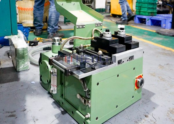 High-Speed Gripper Feeder Machine