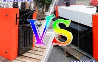 mechanical vs pneumatic