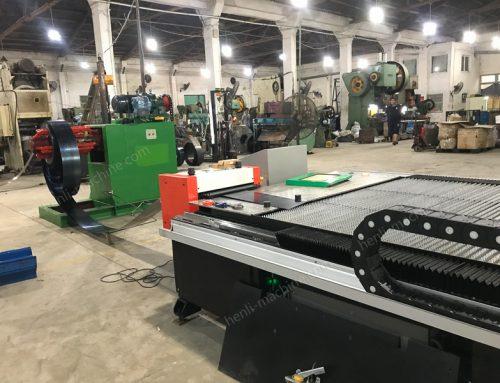 Laser Blanking Line