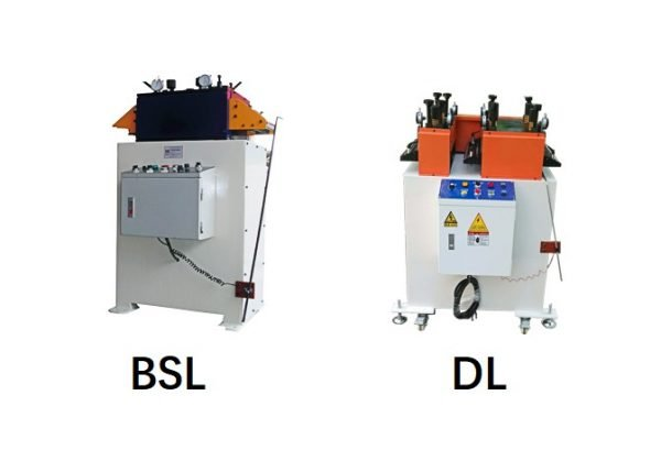 DL and BSL straightener machine