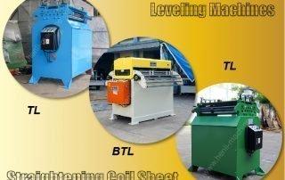 Straightener Leveling Machines