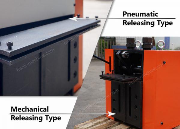 Difference Between Pneumatic Servo Feeder And Mechanical Servo Feeder