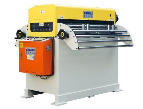 Double Servo Straightener Machine
