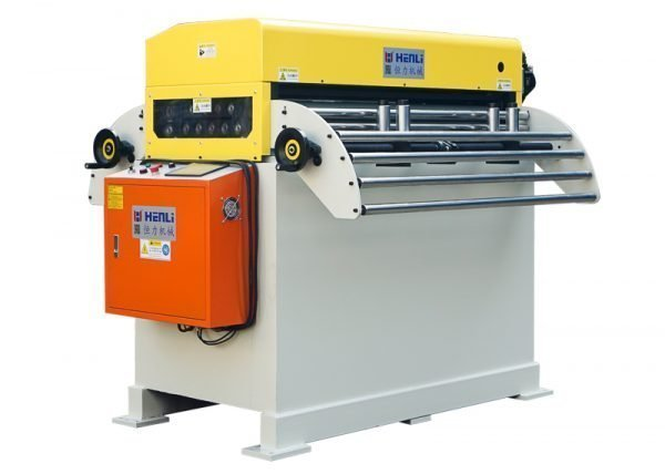 Double Servo Straightener Machine