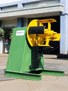 Manual Decoiler Machine for Light Steel Rolls