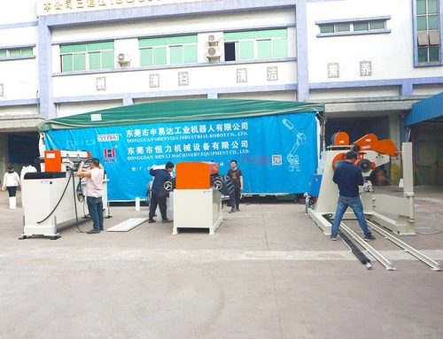 New Zigzag Production Lines Shipped to Dalian