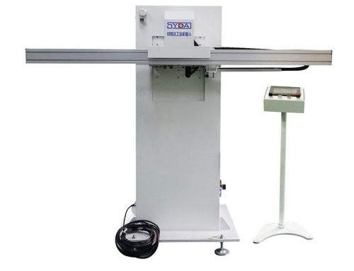 2axis press to press transfer system robot