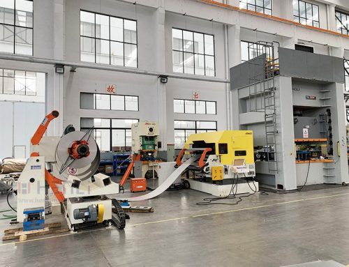 Handling Equipment & Machine For Coil Material Production