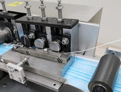 Automatical Disposible Face Mask Making Line 1+2