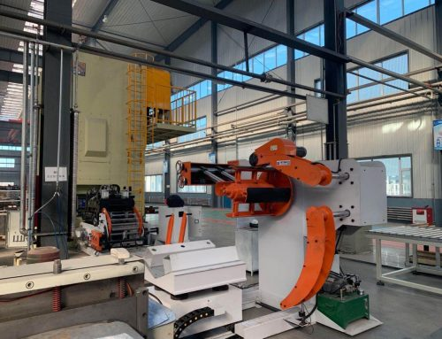Installation for Popular Type Coil Handling Equipment Production Line
