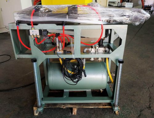 How to solve the material  be scratched of the punch feeder in feeding?