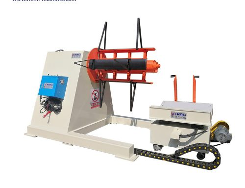 Full-Automative Coil Uncoiler MT-300 Factory Stock