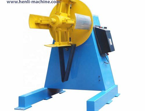 Decoiler Automatic Manual Uncoiling Machine