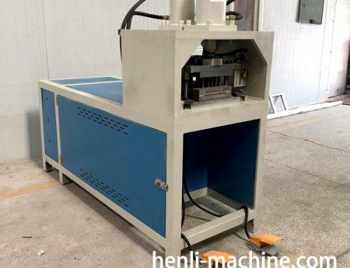 Automatic Hydraulic Hole Punching Production Line